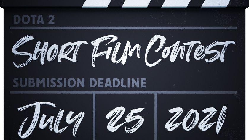 film clap board with TI10 Short film contest deadline date