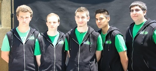 Stay Green gets DreamHack Summer 2013 ticket