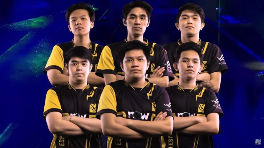 Bren Esports MLBB players with arms crossed