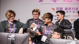 TNC claim title at WESG 2018