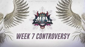 MPL PH Week 7 controversy