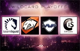 TI4 Day 1: Wildcard and Solo Championship