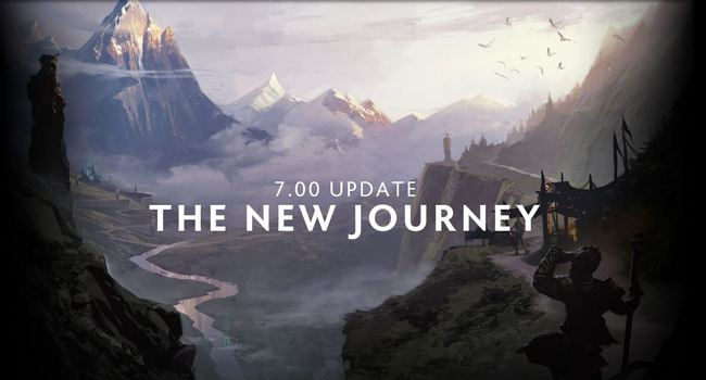 Mod DotA 2 Terain The King's New Journey
