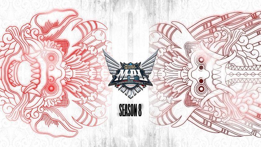 MPL Indonesia Key Visual Season 8
