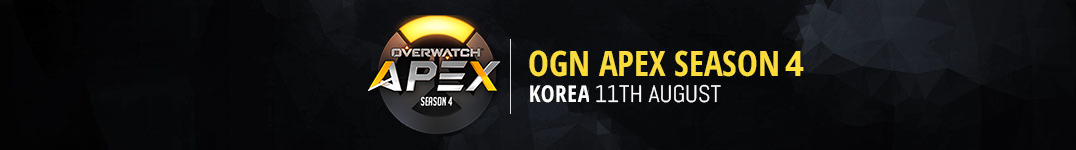 OGN Overwatch APEX - Season 4