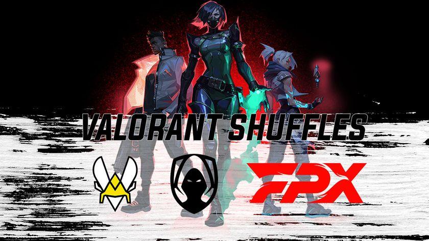VALORANT shuffle header