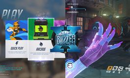New Hero, new Maps, new Gamemodes and a League! BlizzCon has arrived