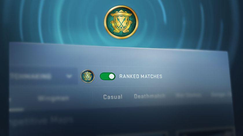 CSGO Ranked matches