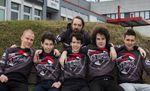 Team Singularity take their place at ZOTAC Cup Masters LAN