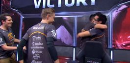Copenhagen Wolves upset Alliance, Fnatic finish superweek 4-0