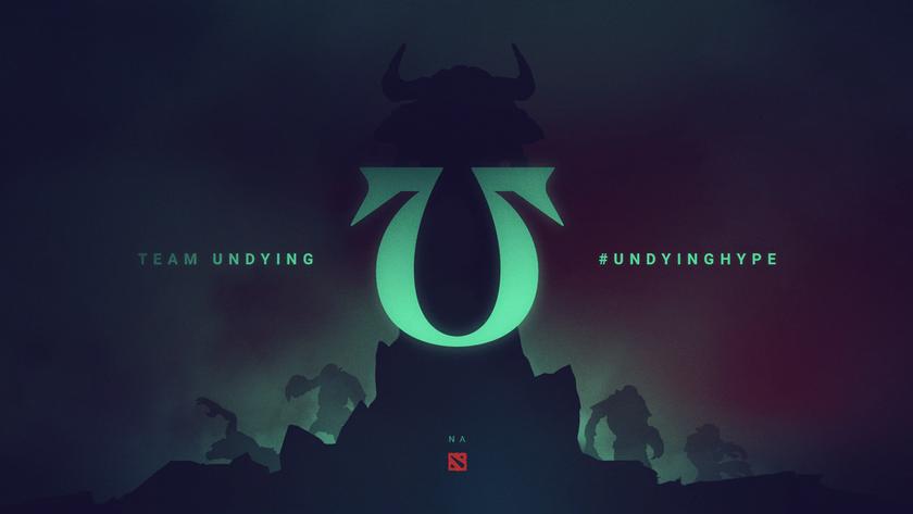 Dota 2 team Undying logo