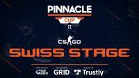 Pinnacle Cup Ii swiss stage header