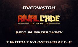 Rivalcade's Live the Battle Weekly Tournament is Back!