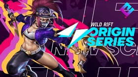 Wild Rift Origin Series