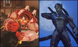 Super Dive Bros: Properly using the Genji and Winston combo