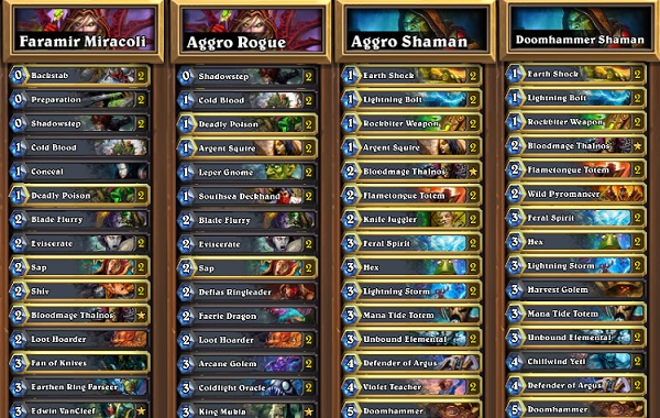 GosuCup #17 decklists, winner's interview and going on a break