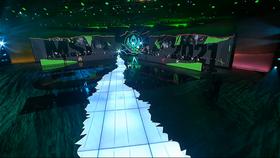 Stage setup at MSI 2021
