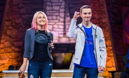 Hoej, Neirea the first two to HCT Spring Championship