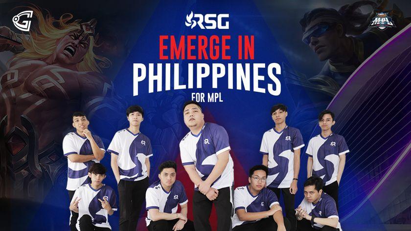 Philippines and RSG team