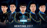 Newbee dominate Group A at ESL One Genting