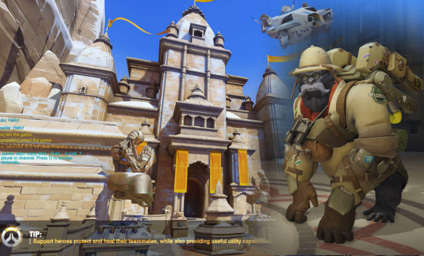 The Overwatch beta returns: day one survival guide