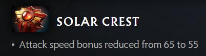 Solar Crest в 7.29c