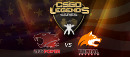 Innaugural CS:GO Legends Series NA to feature iBUYPOWER and DENIAL