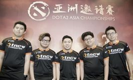 DAC playoff teams decided; Virtus.pro and TNC Predator top each of their groups