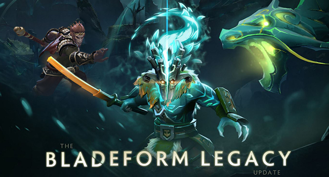 dota 2 news the bladeform legacy patch brings the juggernaut