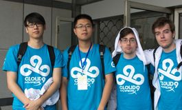 Cloud 9 signs Team NP two weeks ahead of TI7