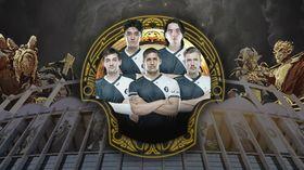 Evil Geniuses Dota 2 team at The International 10