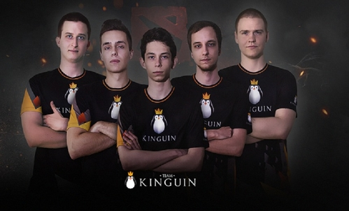 GosuGamers eSports News - Kinguin parts ways with Dota 2 roster