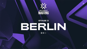VALORANT Champions Tour 2021: Stage 3 Masters - Berlin