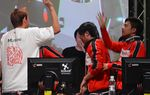 DK guaranteed at least second place finish, defeats EG 2-0