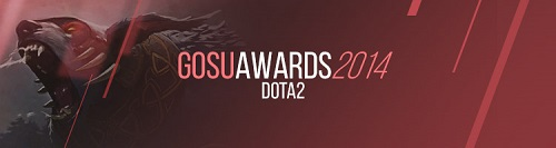 GosuGamers Awards 2014: Dota 2 nominations