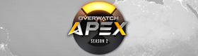 GosuGamers eSports Events - OGN Overwatch APEX - Season 2