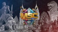 MSC 2021 cover image with logo