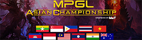 GosuGamers eSports Events - MPGL Asian Championship