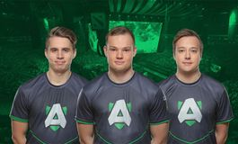 Post TI7 Shuffle: Alliance removes three players