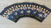 MPL - PH player card packs on display