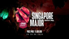 ONE Esports Singapore Major 2020 Cancelled