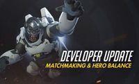 Developer Update: Matchmaking & Hero Balance
