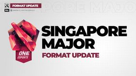 PGL announce a format change to the Singapore Major