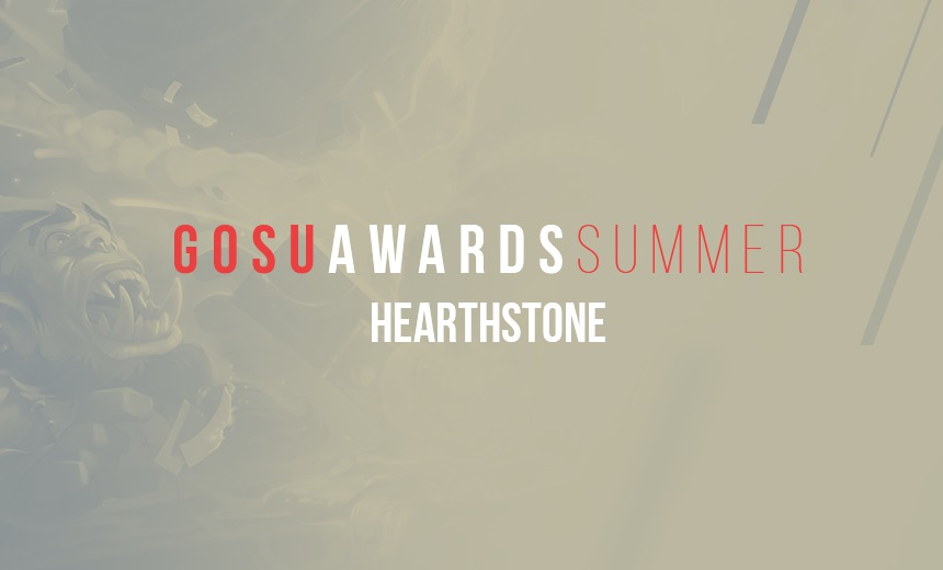 "GosuAwards Hearthstone analysis: ""Best player"" category"