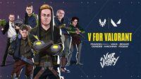 Enter Team Vitality Game for Valorant