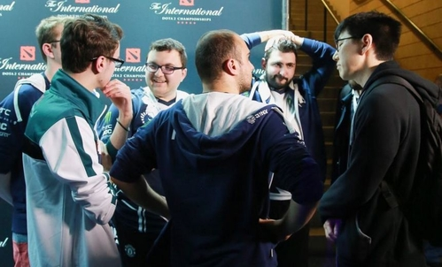 GosuGamers eSports News - TI7: Empire has fallen, Liquid are doing it