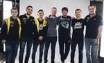 Na'Vi eliminate Fnatic from DreamLeague Season 8
