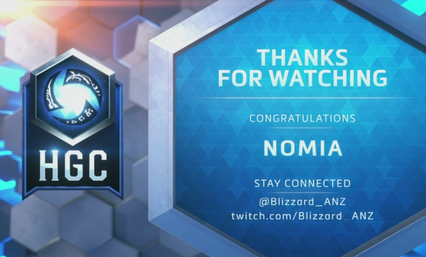 Nomia will represent ANZ at the Western Clash