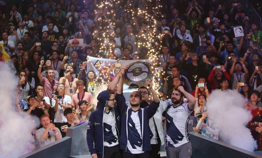 Team Liquid are The International 2017 Champions