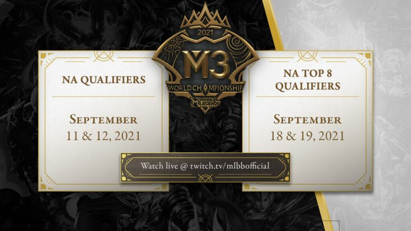 M3 North American qualifier times and dates